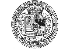 Árpád stripes - Image: Bethlen seal
