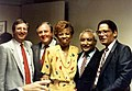 Betty Holzendorf with legislative colleagues.jpg