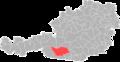 Bezirk Spittal an der Drau in Österreich.png