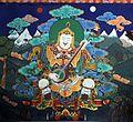 Bhutan-Paro-Dzong-112-Weltenhueter Ost Dhritarashtra mit Laute-gje.jpg