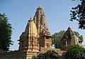 Bhwani Temple, Khajuraho, Madhyapradesh, India.jpg