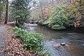 Big Creek along Oxbo Trail, Roswell, GA Nov 2017.jpg