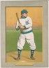 Bill Dahlen, Brooklyn Dodgers, baseball card portrait LCCN2007685603.tif