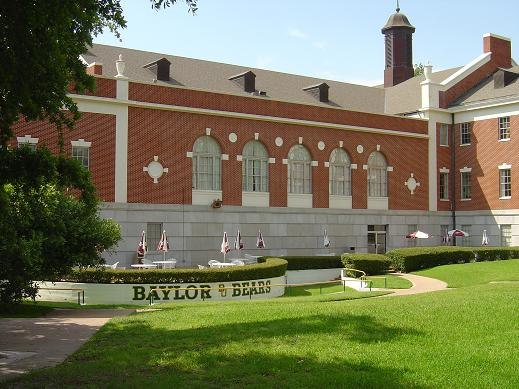 Bill Daniels Student Center, Baylor University (2006)