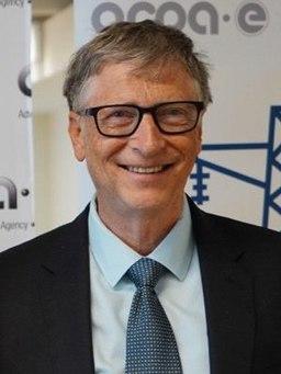 Bill Gates at 2019 ARPA-E