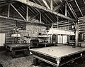 Billiards room in the Jasper Park Lodge main lodge (19780466815).jpg
