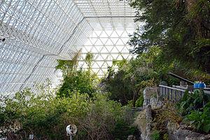 Biosphere 2 - Biosphere 2, 2015