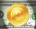 BitCoin Logo With US Dollar.png