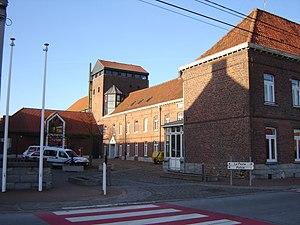 Brunehaut - Brunehaut town hall