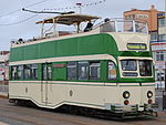 Blackpool Transport 706 (Princess Alice) Open-topped Balloon car.jpg