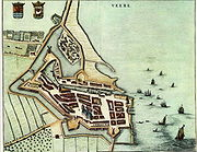 Blaeu 1652 - Veere