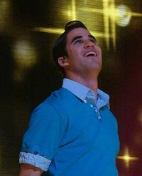 Blaine de Glee Dating
