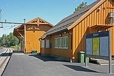 Blaker Station