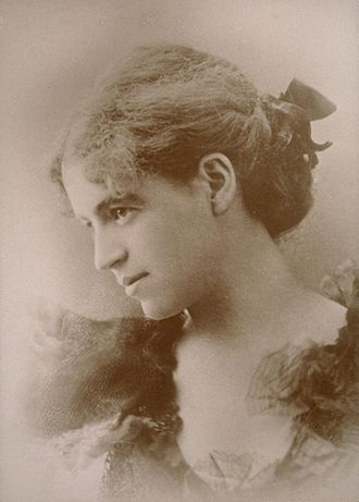 Blanche Partington - Blanche Partington, c. 1890