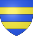 Blason de la famille de Maulmont Géraud de Maulmont.png