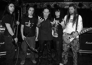 Blaze Bayley - The BBB (Blaze Bayley Band)