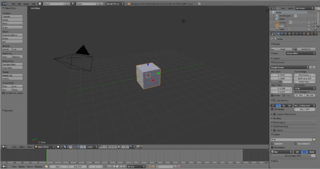Blender Screenshot