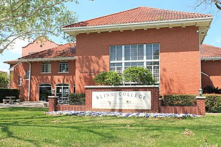 Blinn College United States historic place