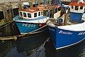Blue Boats at Rothesay (6175438268).jpg
