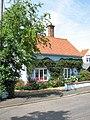 Blue cottage - geograph.org.uk - 837215.jpg