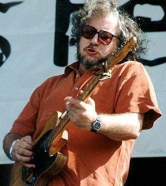 Bob Margolin - Margolin at the 1996 Riverwalk Blues Festival