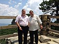 Bob and Bob on Pilot Mountain.jpg