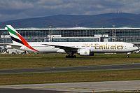 A6-EGC - B77W - Emirates