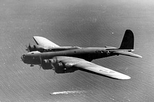 Far East Air Force (United States) - Boeing B-17D Flying Fortress