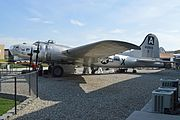 Boeing B-17G Flying Fortress '2102605 - X - A' (really 44-83684 - N3713G) (26908453301).jpg