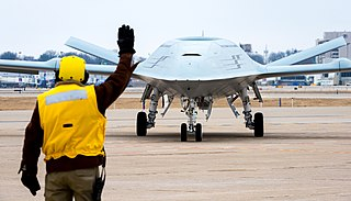 Boeing MQ-25 Stingray unmanned combat aerial system