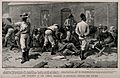 Boer War; in the aftermath of an explosion in Buluwayo the i Wellcome V0015619.jpg