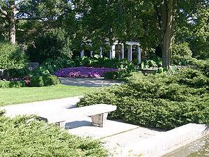 Boerner Botanical Gardens. From Wikipedia ...