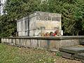 Bolesław Bierut - Cmentarz Wojskowy na Powązkach (178).JPG
