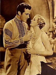 <i>One Heavenly Night</i> 1931 film by George Fitzmaurice