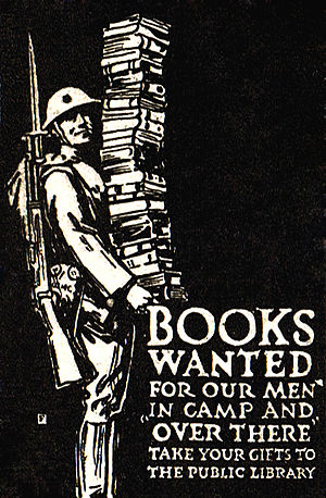 Charles Buckles Falls - Books Wanted designed by Falls
