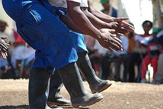 Gumboot Dance Wikipedia