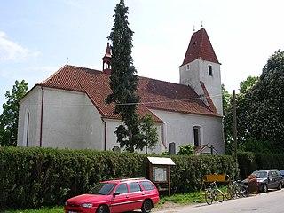 Boršov nad Vltavou Municipality in South Bohemian, Czech Republic