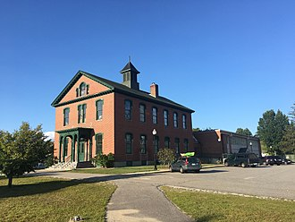 Boscawen, New Hampshire - The Boscawen Municipal Facility