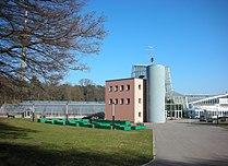 Botanic garden in Tallinn.JPG