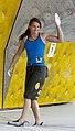 Boulder Worldcup Vienna 29-05-2010a semifinals056 Anna Stöhr.jpg