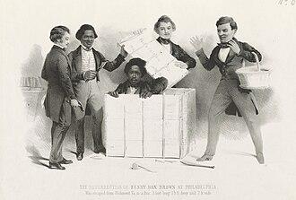 Samuel W. Rowse - Image: Boxbrown