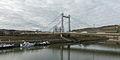 Brücke der Deutschen Einheit, Würzburg, East View 20140107 17.jpg