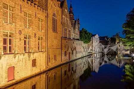 Groenerei, Brügge, Belgium