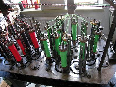Miraculous Braiding Machine Wikipedia Wiring Digital Resources Cettecompassionincorg