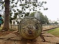 Brass Cannon D at Chowmahalla Palace Museum 02.jpg