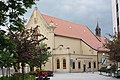 Bratislava, the Church of St Stephen the King.JPG