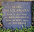 Braunschweig Grabstein Georg Westermann (2012).JPG