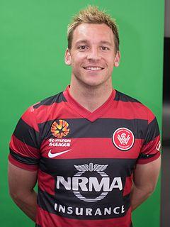 Brendon Santalab Australian soccer player