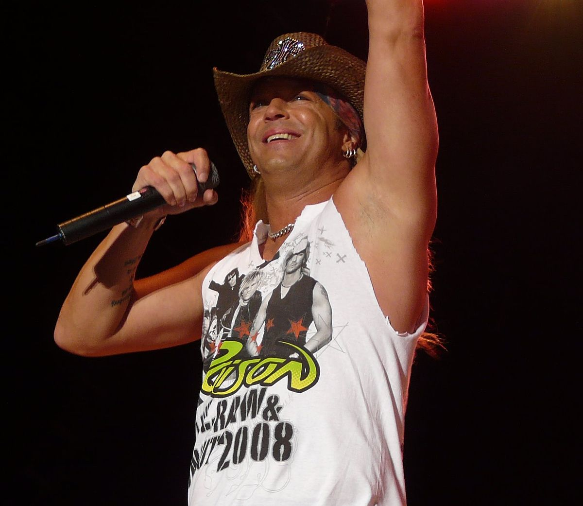 bret michaels country