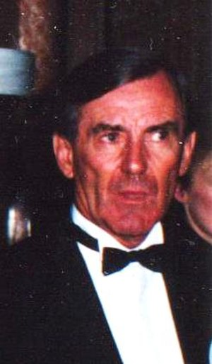 Brian Naylor (broadcaster) - Brian Naylor at a 1991 Camberwell High School reunion